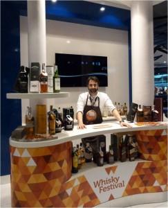 Promoción Whisky Festival con Mat-Woman 14
