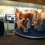 Promoción en Sala VIP Lufthansa con Mat-Woman 4