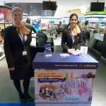 Promoción en Sala VIP Lufthansa con Mat-Woman 5