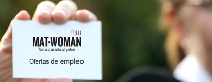 Empleo Promotora Barcelona - MatWoman