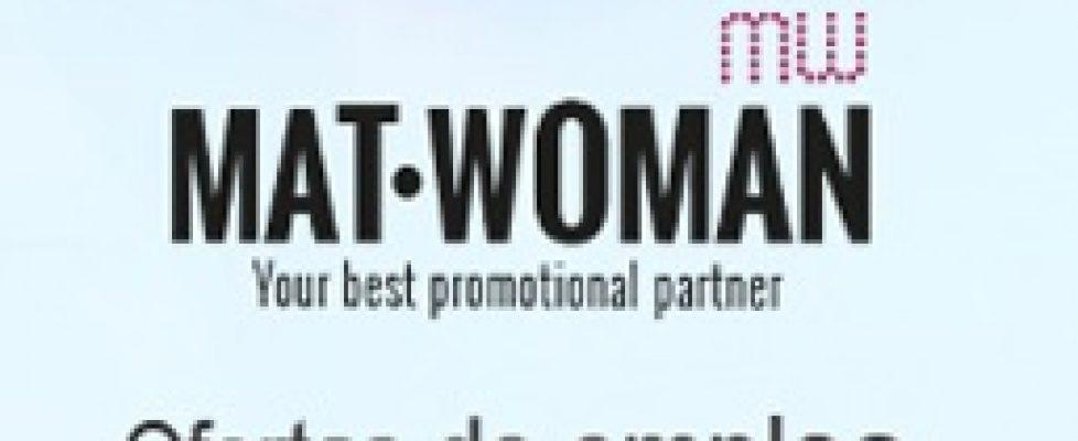 ofertas de empleo matwoman